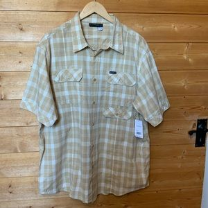Rocaware button down shirt size 2XL NWT